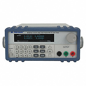 Programmable DC Power Supply,0 to 20 VDC