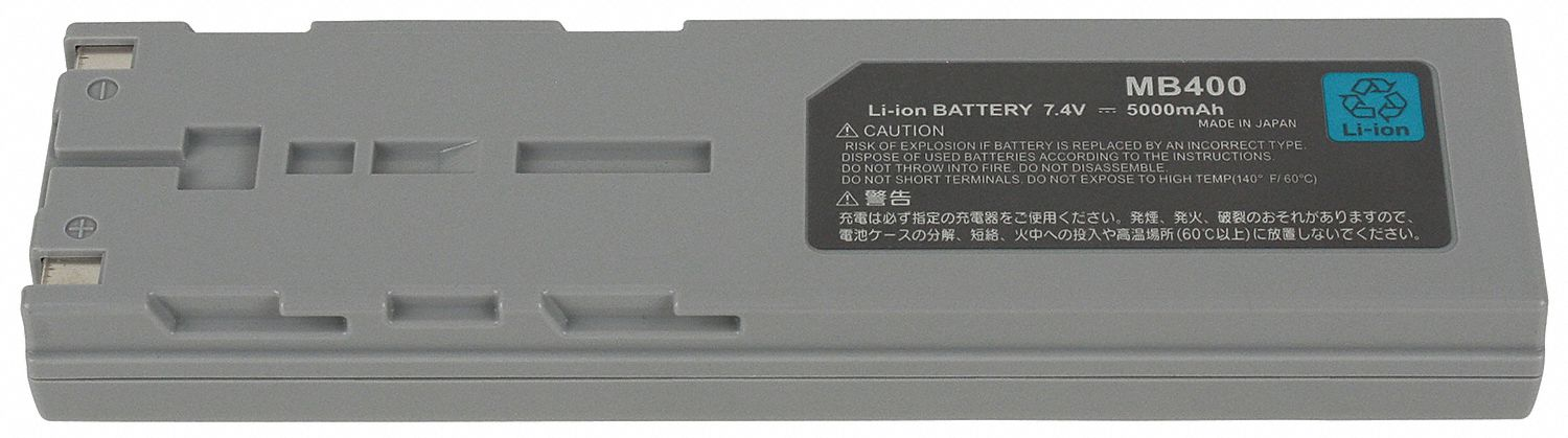 Battery, Li-Ion, For 4NYZ7,  4NYZ8 and4NYZ9
