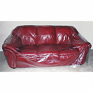 Furniture Bag,134 L x 46 In. W,1 mil
