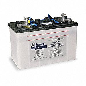 basement watchdog battery 4p051 30hdc 140s grainger