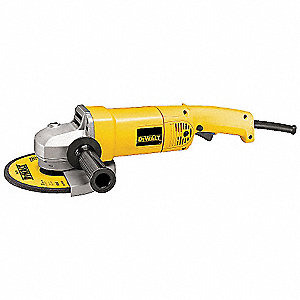 Angle Grinder,7 In.,No Load RPM 8000