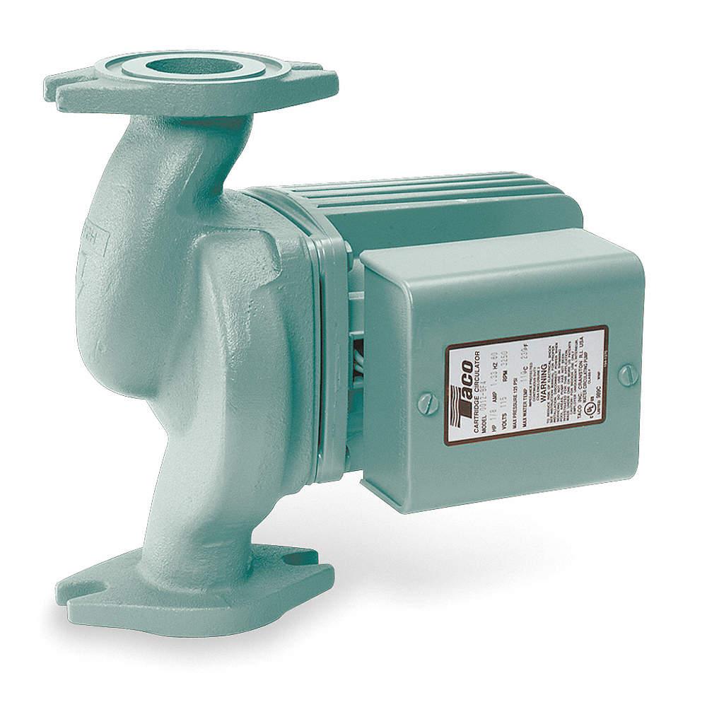 IFC 1//8 HP Hot Water Circulator Pump