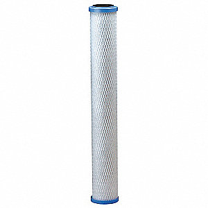 FILTER CARTRIDGE,10 MICRONS,20 IN L