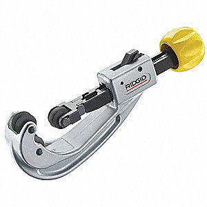 "9""L Manual Quick Acting Tubing Cutter, Cuts Corrugated Gas Tubing (CSST)"