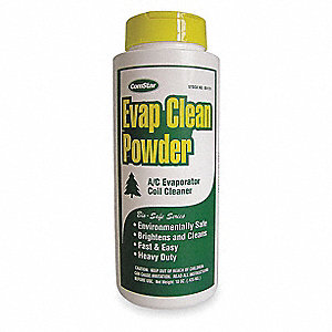 Evaporator Cleaner, 16 oz., Clear Color, 1 EA