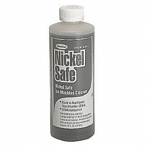 Metal Safe Ice Machine Cleaner,16 Oz