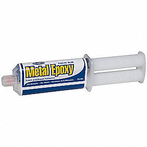 Repair Compound, For Use With Metal And Rigid Plastic Pipes