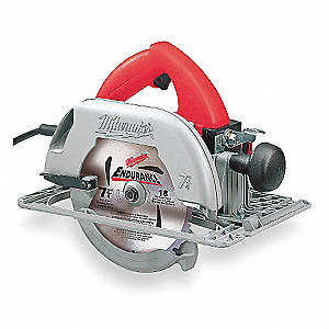 Milwaukee 7 14 circular saw 5800 no load rpm blade side right 7 14 circular saw 5800 no load rpm blade side greentooth Images