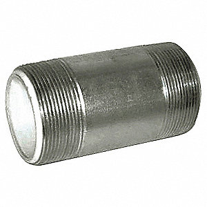 "Dielectric Nipple,3/4,2-1/2"",Steel,PEX"