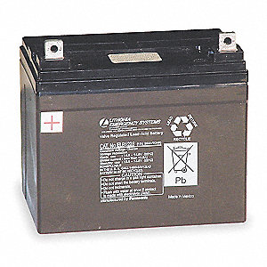 12V, 28Ah Sealed Lead Acid Battery