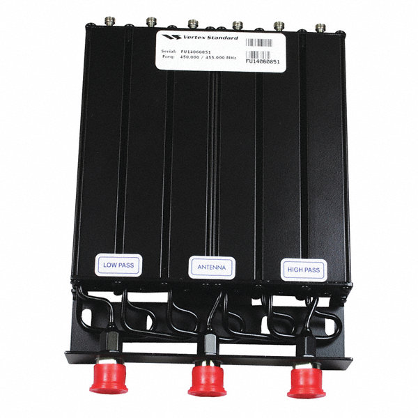 Vertex standard duplexer intl uhf 40 watt for evxr70g740 for General motors extended warranty plans