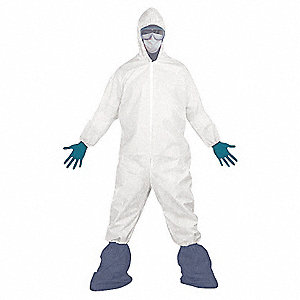 On-Scene Protective Kit, Size:  4XL, Number of Components: 5