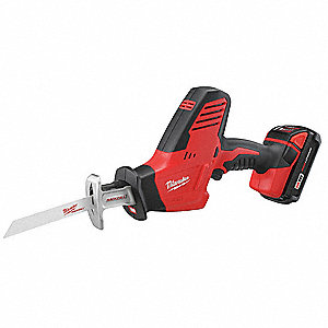 Cordless Reciprocating Saw Kit,13 In. L