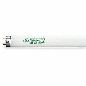 "48"" 25 Watts Linear Fluorescent Lamp, T8, Medium Bi-Pin (G13), 2500 Lumens, 5000K Bulb Color Temp."