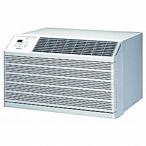 115 Wall Air Conditioner, 9700 BtuH Cooling, Cool Gray, Includes: Remote Control, Washable, Reusable