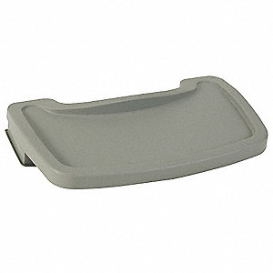 Youth Seating Tray, Platinum