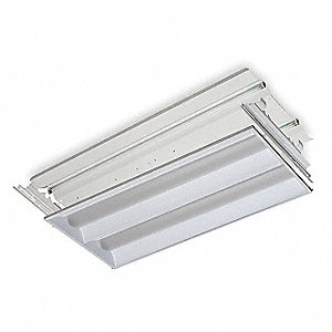 Recessed Retrofit Kit, Fixture, F14T5, 39W