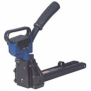 Hand Clinch Carton Stapler, Bottom, Heavy Duty, Staple Capacity 100, Crown 1-3/8""