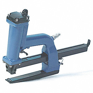 Air Plier-Type Stapler, Bottom, Light Duty, Staple Capacity 110, Crown 1/2""