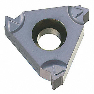 External Threading Insert, Laydown, 16-Top Rake, BMA