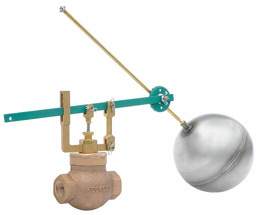 Pilot Controlled Float Valves