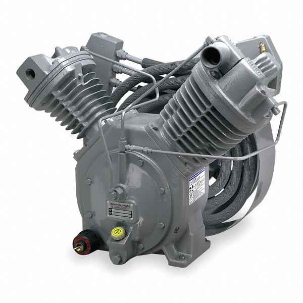 Ingersoll Rand 2 Stage Splash Lubricated Air Compressor
