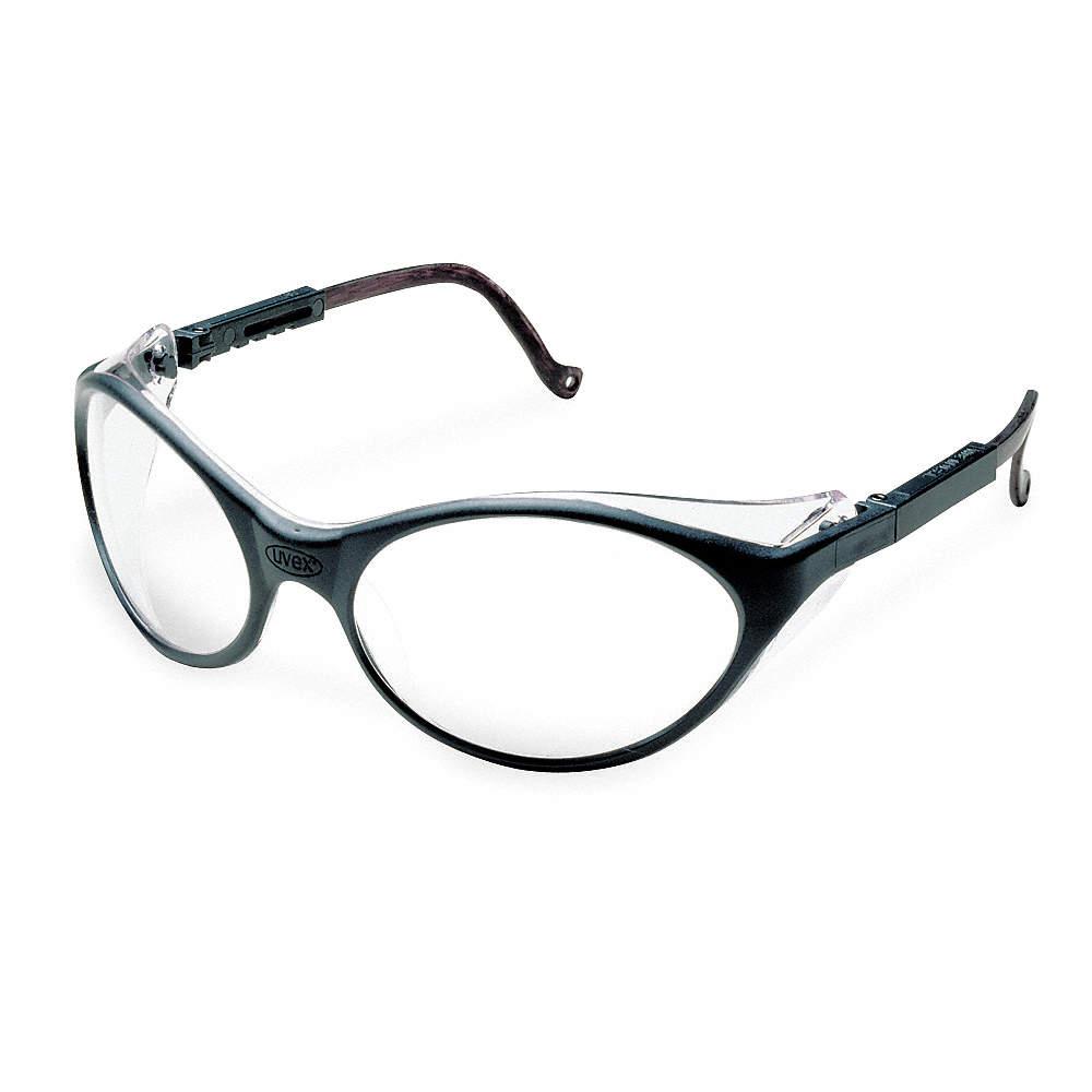 Honeywell Uvex Bandit Scratch Resistant Safety Glasses Gold Mirror Lens Color 4r989 S1604 Grainger