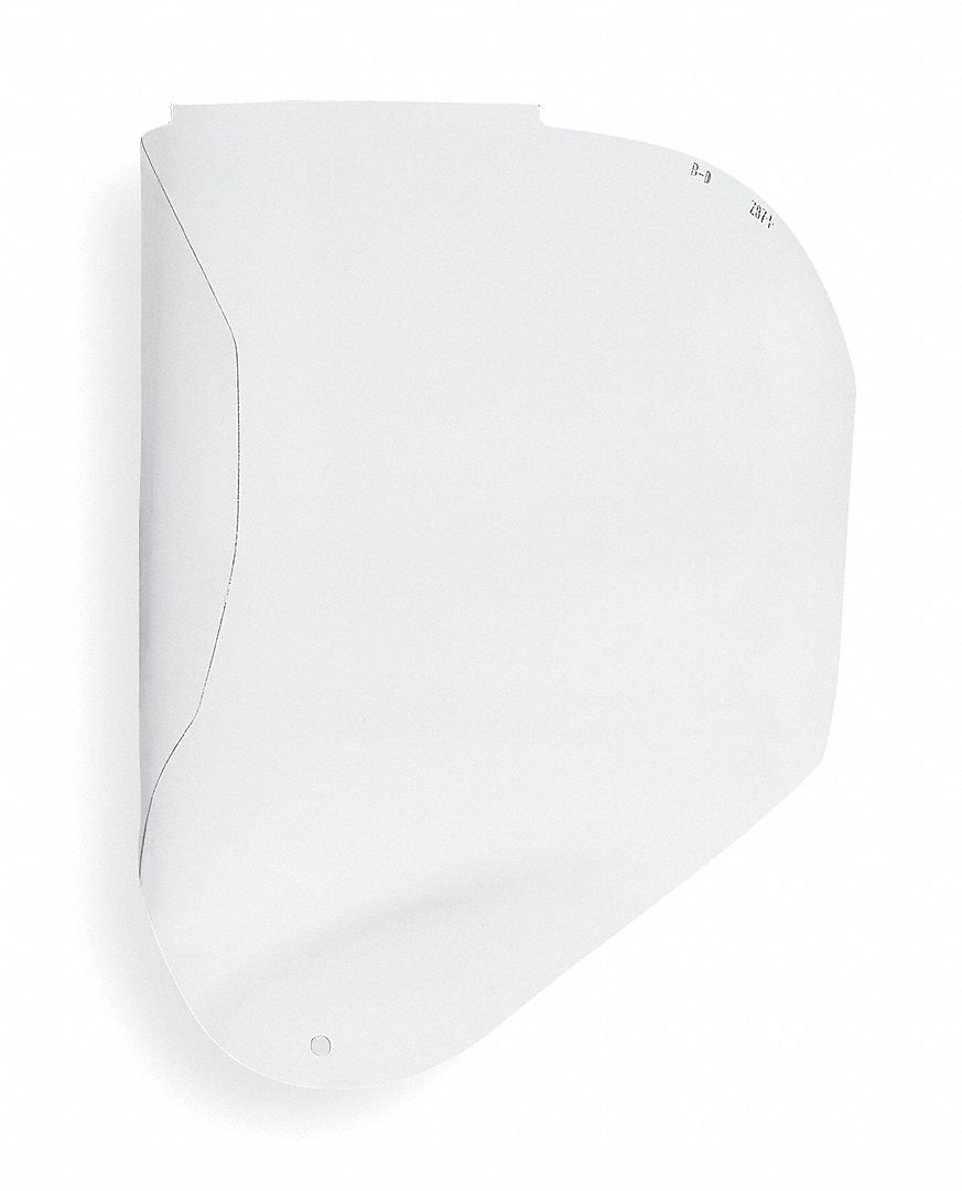 Faceshield Visor,  For Use With Uvex Bionic Faceshields