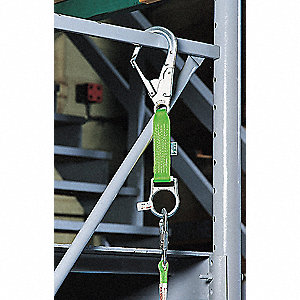 Beam Anchor,18-1/2 In L