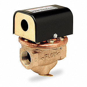 3/4 FNPT Heavy-duty, High Sensitivity Flow Switch, —