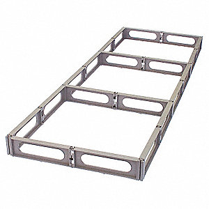 Pallet,Full 4-Way,70 In. L,24 In. W,Brwn