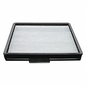 Air Filter,9-31/32 x 1-7/32 in.