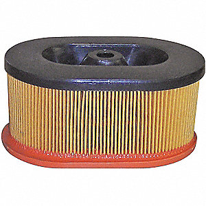 Engine Air Filter,Element Only, Oblong
