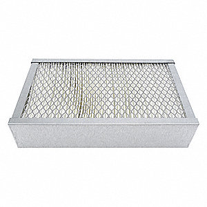 Air Filter,6 x 2-3/16 in.