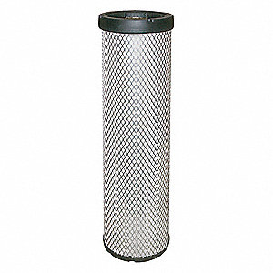 "Air Filter, Radial, 21-1/16"" Height, 21-1/16"" Length, 5-29/32"" Outside Dia."