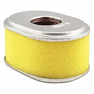 Air Filter,2-7/8 to 4 x 2-1/16 in.