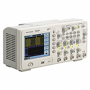 Digital Oscilloscope,4 Channel,60 MHz