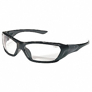 ForceFlex® Scratch-Resistant Safety Glasses, Clear Lens Color