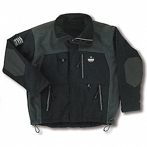 Jacket,No Insulation,Black,L
