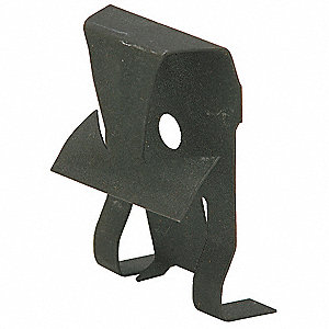 Support Clip,F/Str Lip Troffer Fixture