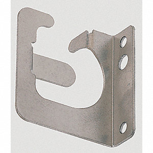 Cable Bracket, Steel, 1 EA