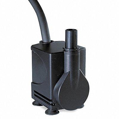 4RK99 - Pump 2-3/4 in L 1-3/4 in W 3-1/2 in H