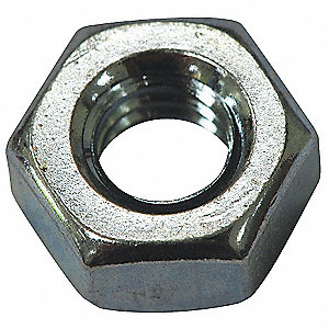 NUT HEX 2H NC 5/16-18 PK100