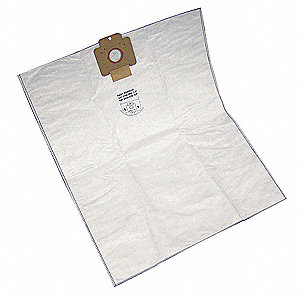 Bag,Wet/Dry,Cloth,4 In.,PK3