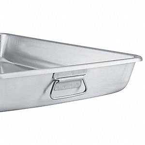 ROAST AND BAKE PAN, 23 1/2 QT