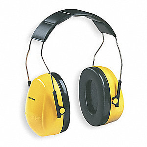 Ear Muffs,Over-the-Head,NRR 25dB