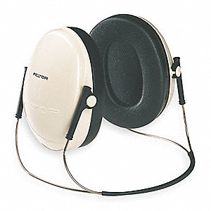 Ear Muffs,Behind-the-Neck,NRR 21dB