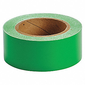 Banding Tape,Green,2 In. W,90 ft. L