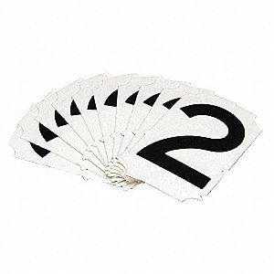 Carded Numbers and Letters,2,PK10