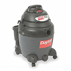12 gal. Contractor Wet/Dry Vacuum, 120 Voltage